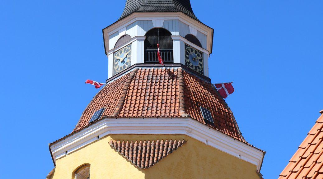 Faaborgs vartegn: Nikolaj kirketårn